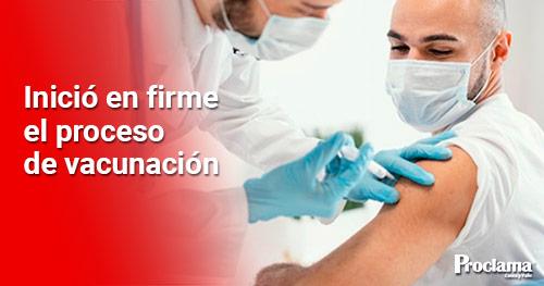 Más de 600 empresas vacunarán a sus empleados