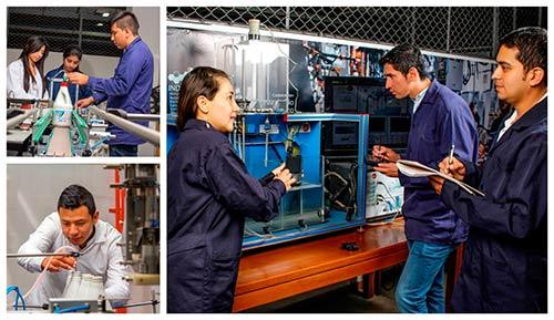 Ingenieros Industriales con un enfoque gerencial para fomentar dinámicas de desarrollo