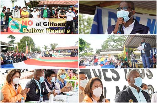 Se crea la Mesa Campesina, Social, Popular y Comunitaria en el Cauca