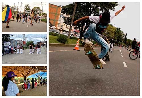 Alcaldía de Popayán llega a diferentes sectores de la ciudad con deporte