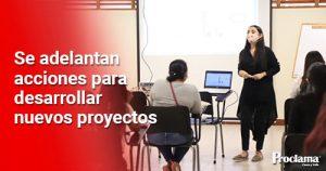 Lideresas del Cauca se forman en participación política