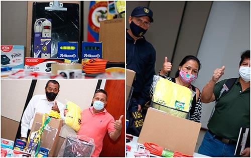Alcaldía de Popayán entrega kits a Juntas de Acción Comunal para su fortalecimiento funcional