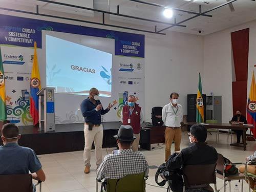 Administración Municipal impulsa iniciativas para la búsqueda de la paz, convivencia y la reconciliación