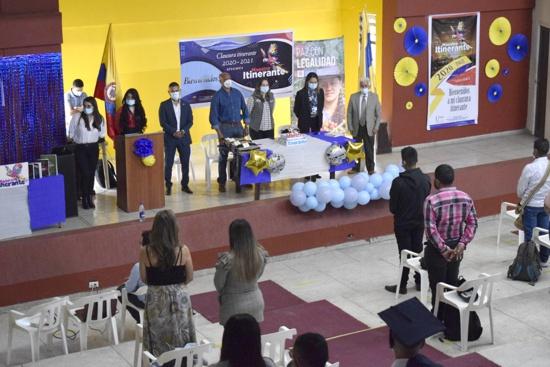 Alcaldía de Popayán apoya nuevos proyectos de vida desde la educación