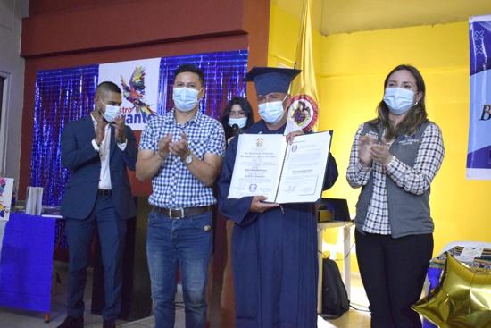 Alcaldía de Popayán apoya nuevos proyectos de vida desde la educación - Maestro Itinerante
