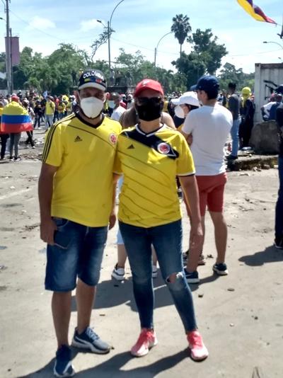 Amenazan de muerte a madre de líder social en Cali - Aura Eliza Córdoba