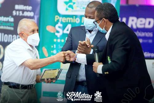 Caravana de Premios Lotería del Cauca