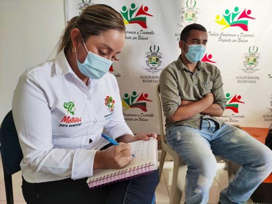 Continúa avanzando la salud en el suroccidente caucano - Los Milagros - Bolívar