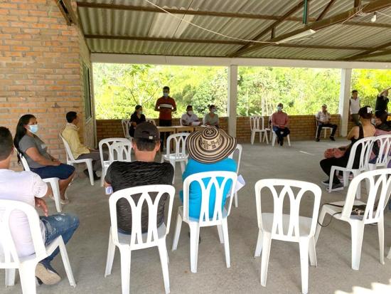 Continúa avanzando la salud en el suroccidente caucano - Rosario Florencia- Cauca