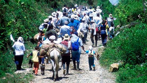 Desplazamiento masivo en Santander de Quilichao
