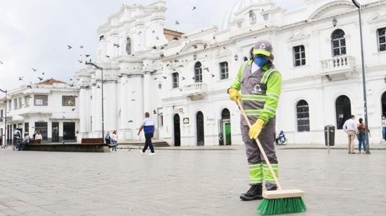 Reducen tarifa de aseo para estratos 1, 2 y 3 en Popayán