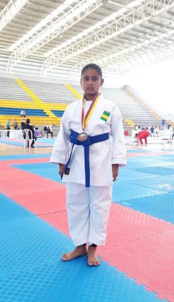 Estudiantes de Comfacauca: Medallistas en Campeonato Nacional de Karate