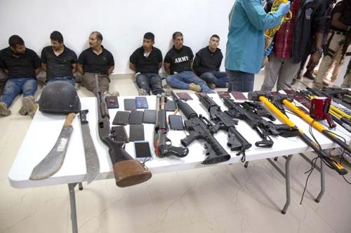 Exportación de violentos - mercenarios colombianos participaron del asesinato del presidente de Haití