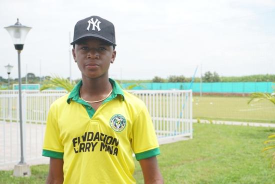 Fundación Yerry Mina - Complejo Deportivo Yerry Mina - Guachené