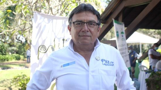 Hernando Londoño Acosta - Director de Sustitución de Cultivos Ilícitos