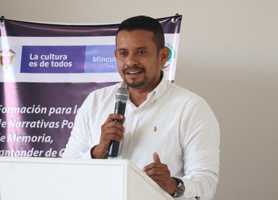 John Edwin Vargas - Secretario de Educación de Santander de Quilichao