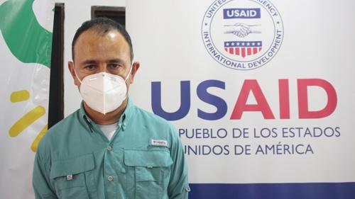 Jorge Albeiro Rodríguez, coordinador regional Norte del Cauca NTP