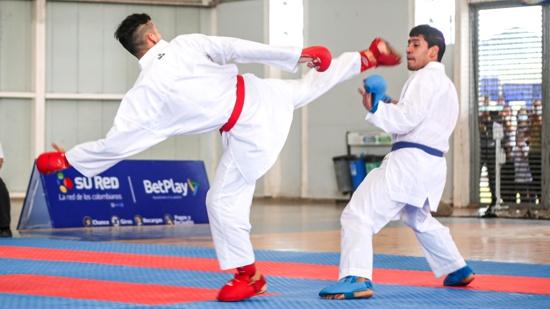 Cauca se destacó en Campeonato Nacional de Karate