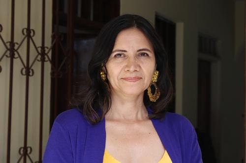 María Victoria Villamil, directora del Centro Municipal de Memoria