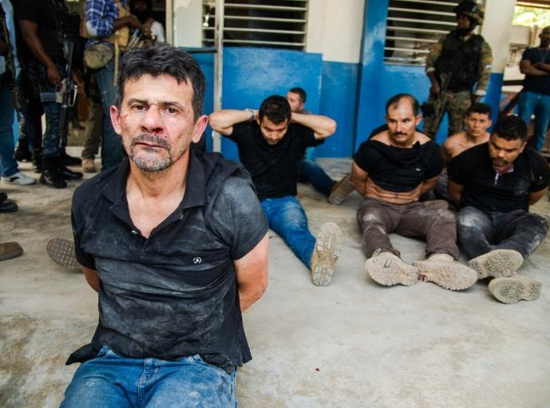 Mercenarios Colombianos en Haití