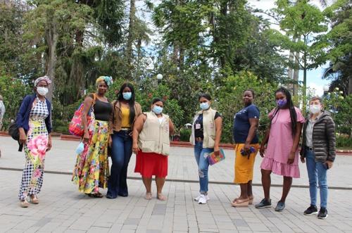 Nuevos espacios de participación para mujeres líderes del Cauca