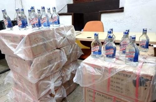 Operativos anti contrabando en el Cauca arrojan resultados