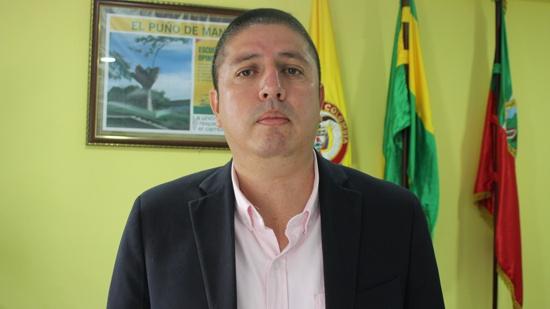 Oscar Eduin López - Alcalde de Buenos Aires - Cauca