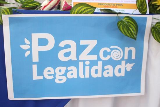 Paz con Legalidad en el Norte del Cauca
