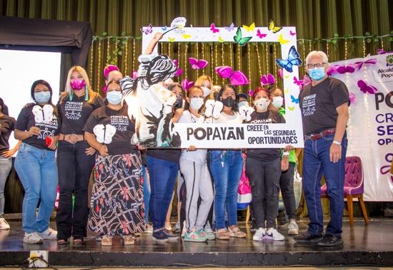 Popayán cree en las segundas oportunidades