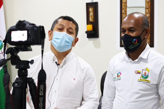 UNGRD al servicio de los caucanos, indicó Mauricio Muñoz