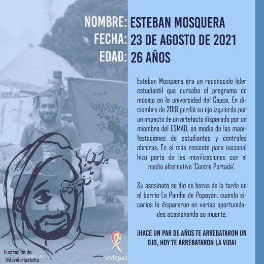 Esteban Mosquera