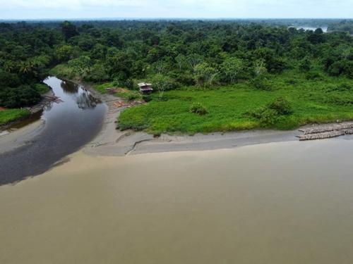 CRC ejecuta proyecto ambiental para recuperar el río Micay