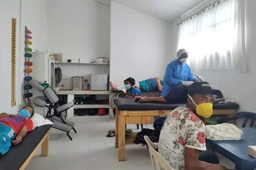 Conoce los servicios de salud que presta la ESE Norte 2 - Fisioterapia