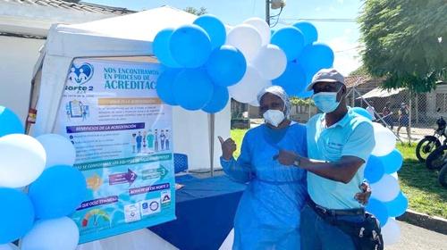 ESE Norte 2 continua proceso de Acreditación en Salud