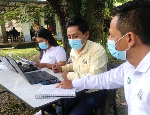 Empresas nortecaucanas se benefician con la V Feria Ambiental