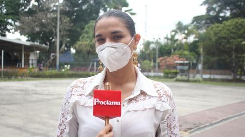Claudia Arcos, directora de sostenibilidad y competitividad de la Zona Franca del Cauca