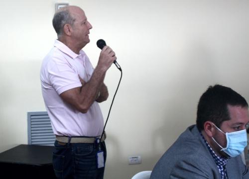 Felipe Otoya Domínguez, presidente de Forsa