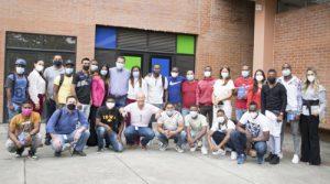 Escuela de Armadores para jóvenes del norte del Cauca