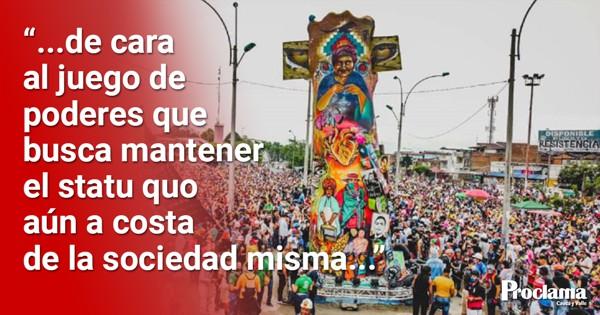 Movilizaciones 4.0: el paro nacional de Colombia