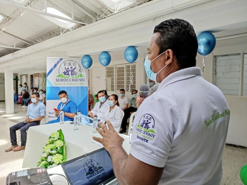 Llegan médicos especialistas a la ESE Suroccidente en Bolívar