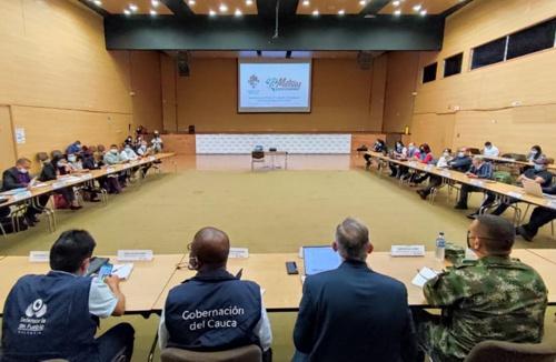 Protección a personas en proceso de reincorporación en el Cauca