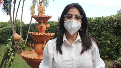 Victoria Eugenia Jiménez, directora de la Cámara de Comercio del Cauca – seccional Norte
