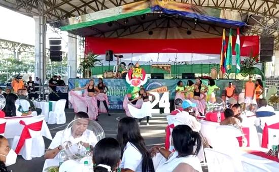 124 años de fundación conmemoró el municipio de Puerto Tejada