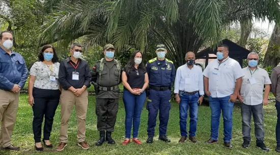 Alcalde de Puerto Tejada trabaja por la seguridad y convivencia ciudadana