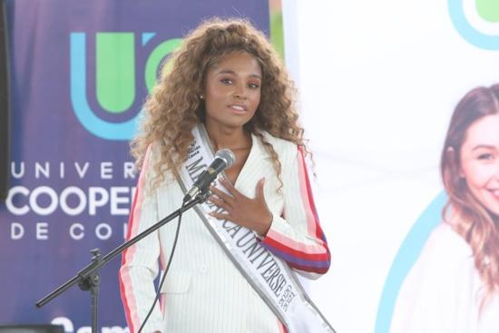 Barbará Rodríguez, Miss Cauca - Motiva tu Bienestar...