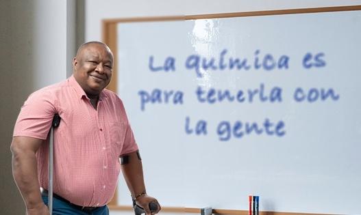 Candidato a la Cámara Jesús Elver González sufrió grave accidente en Guapi