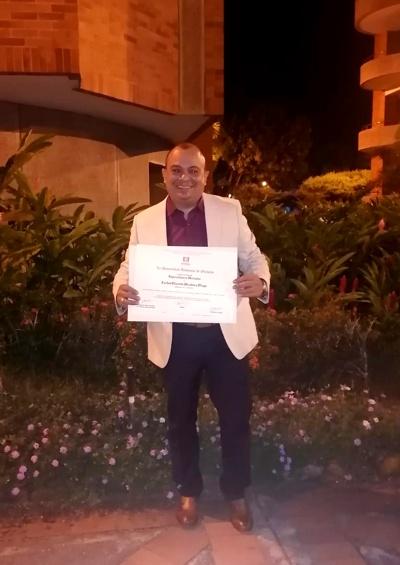 Carlos Eduardo Mendoza Olaya - Nuevo Especialista en Mercadeo