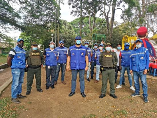 Corresponsabilidad y respeto por el espacio público en Quilichao