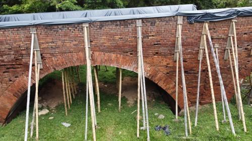 Patrimonio Cultural de Caloto sigue desmoronándose