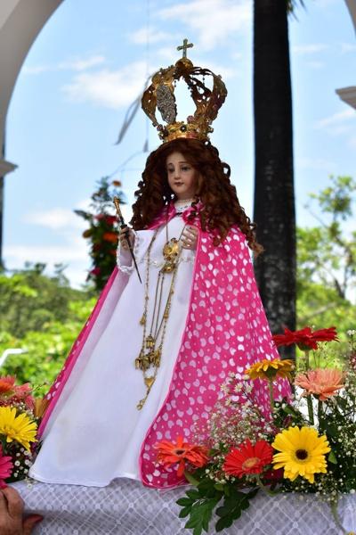 ESE Norte 2 apoyó festividades de la Niña María de Caloto